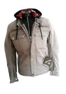 blackwild urban style jeansjacke motorradjacke jeans wasserdicht