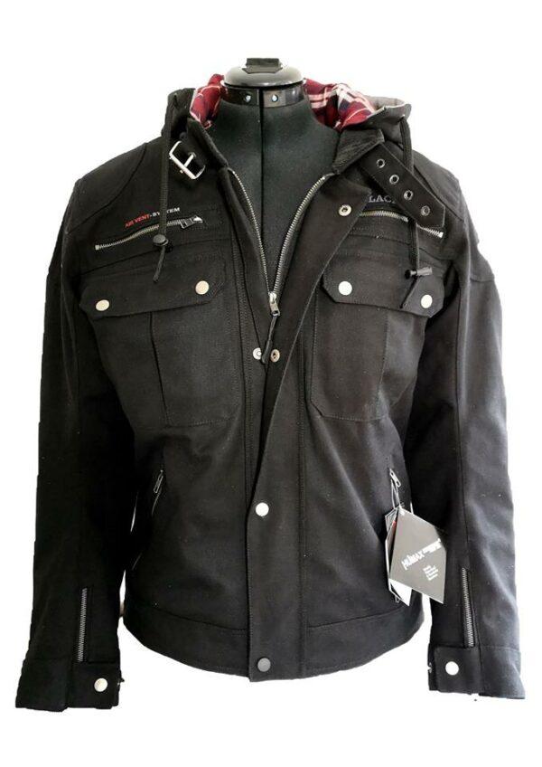 Jeansjacke Urban Style (Deep Black)