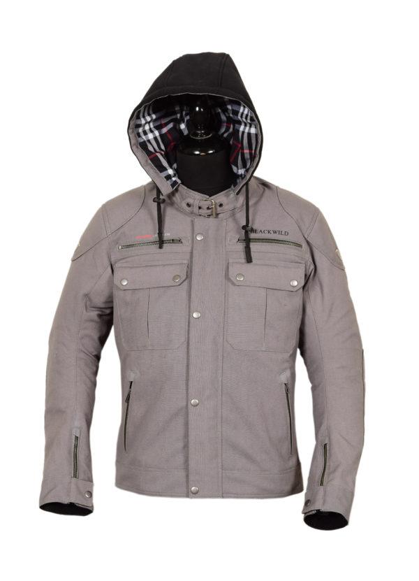 Jeansjacke Urban Style (Smokey Grey)
