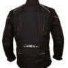 Blackwild Nr.1 Motorradjacke-Grau