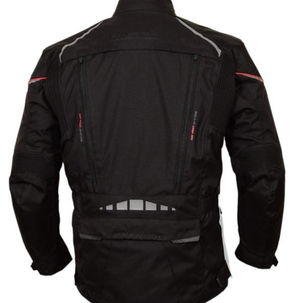 Blackwild Nr. 1 Jacke in Schwarz