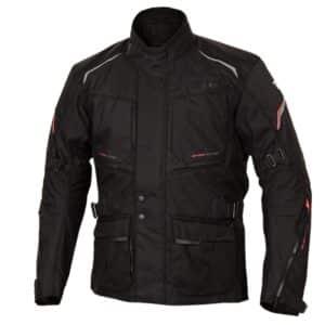 Blackwild Nr.1 Motorradjacke-Schwarz