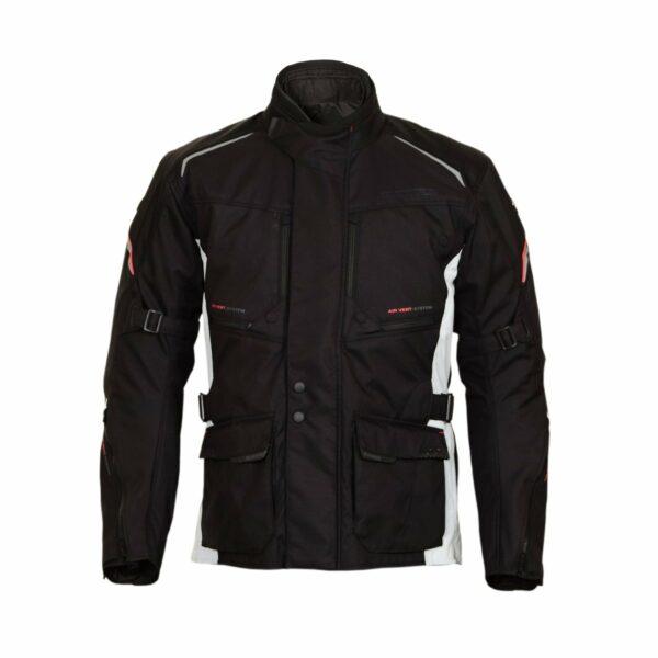 Blackwild Nr. 1 Jacke in Black und Grau