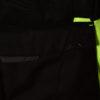 Blackwild Nr.1 Motorradjacke-Neon