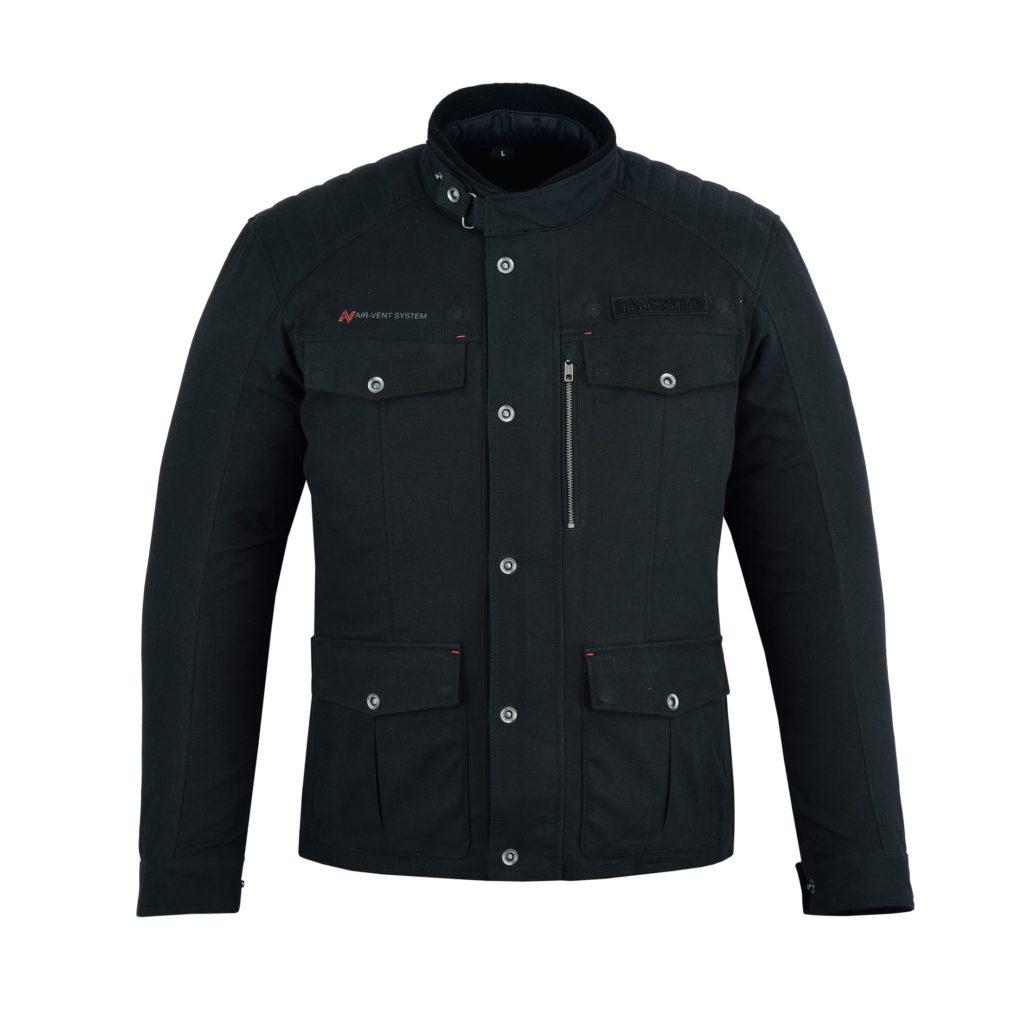 Biker Crave In Black For Gents
