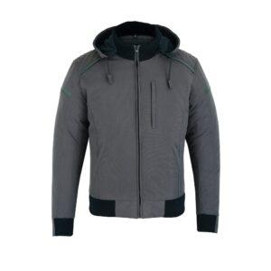 Blackwild City Street Jacke in Grau
