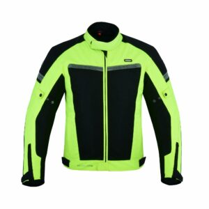 Air Cool Mesh Jacket In Fluorescent