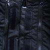 Air Cool Mesh Motorradjacke in Black