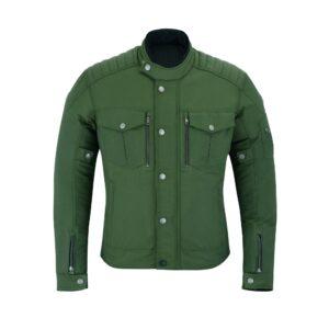 Milano Urban Style Jacke in Olive
